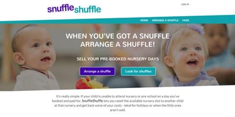 SnuffleShuffle Goes Live!