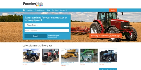 The new Farming Hub goes live