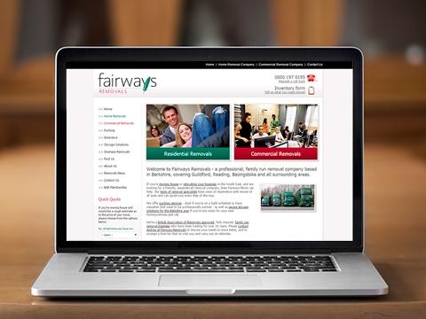 Fairways Removals