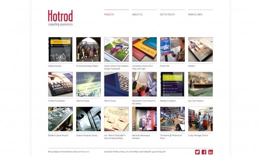 Hotrod Creations Screenshot