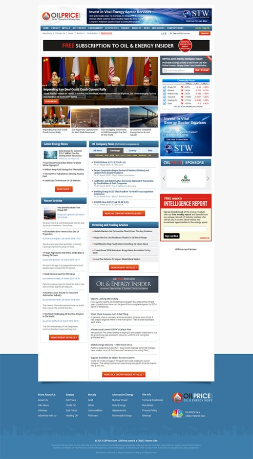 Advanced Media Solutions Screenshot